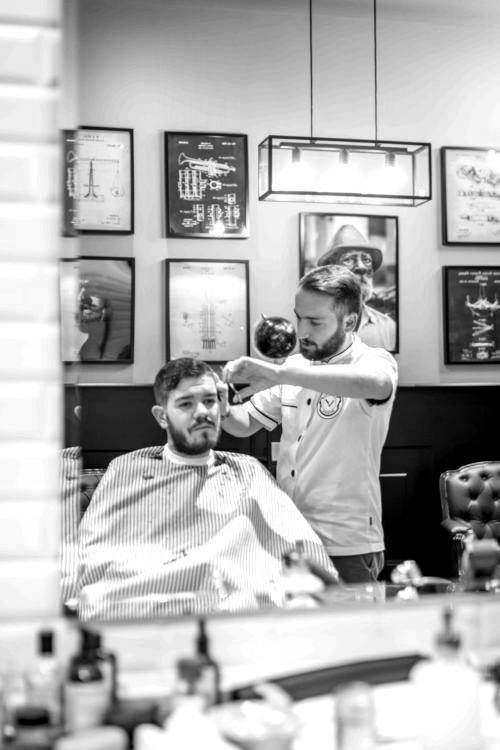 hair chic barbiere foggia